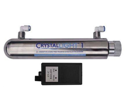 UV lampa Crystal Light