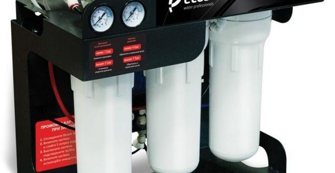Crystal Robust - kvalitné prevedenie znamená kvalitnú výstupnú vodu