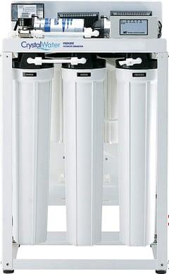 Komerčná reverzná osmóza s výkonom do 24 litrov demineralizovanej vody za hodinu