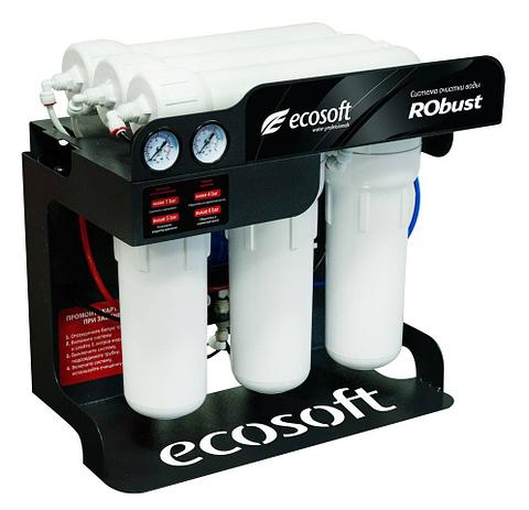 Kvalitná reverzná osmóza s výkonom do 60 litrov osmotickej vody za hodinu