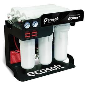 Kompaktná reverzná osmóza s výkonom 60 litrov demineralizovanej vody za hodinu