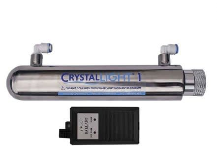 UV lampa Crystal Light