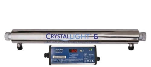 UV sterilizátory Crystal Light